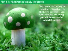 Happiness & success
