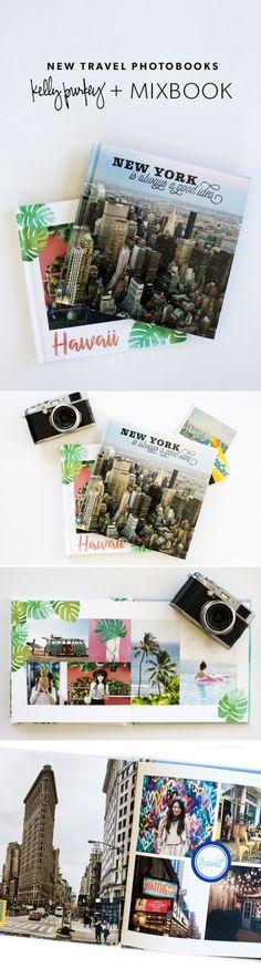 Travel photobooks from Kelly Purkey