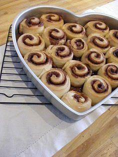 Prepare-the-night-before cinnamon buns