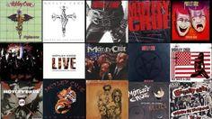 Mötley Crüe Discography