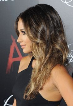 Actress Shay Mitchell arrives at 'Pretty Little Liars' Celebrates 100 Episodes at W Hollywood on May 31, 2014 in Hollywood, California.  (Photo by Jon Kopaloff/FilmMagic)