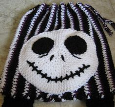 Crochet  Back Pack on Etsy, $25.00