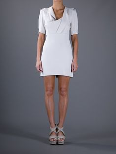 "Roland Mouret - ""Galena"" Tunic Dress."