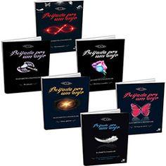 Kit Livros - Coleção Beijada por um Anjo - (6 Volumes)