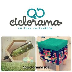 Ciclorama Cultura sostenible. ideas, diseño, inclusión social y reutilización.