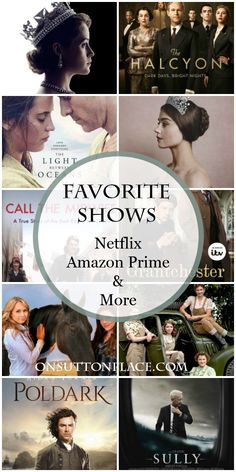 What I'm Watching: Netflix, Amazon Prime, Simply June & More | Program guide for period television series and movies. From the BBC, PBS and more.