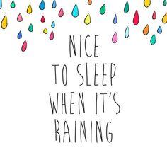 Quadro - Raining Days - Decohouse