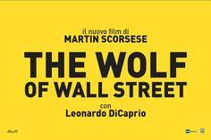 Il nuovo Film di Martin Scorsese con Leonardo Di Caprio