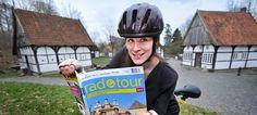 """Mit """"Rad & Tour 2016"""" auf Entdeckungsreise durch Ostwestfalen-Lippe #radfahren #bike #owl  - © Andreas Frücht"""