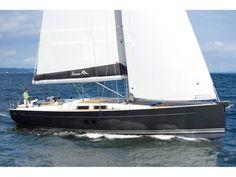 Hanse 575 5 cab - External image - Luxury Sailing Yacht