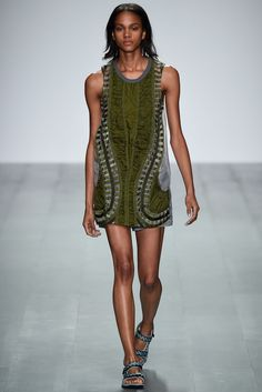 Christopher Raeburn Spring 2015 Ready-to-Wear - Collection - Gallery - Look 1 - Style.com