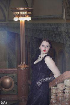 Photo by Jaroslav Laník  Costume by me 1920 dress