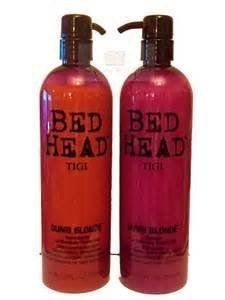 Bed Head Tigi Dumb Blonde Shampoo and Conditioner Duo 25.36oz Each Newest Packaging by Bed Head -- Read more reviews of the product by visiting the link on the image.