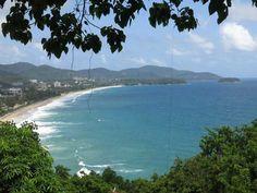 Karon Beach, Phuket.