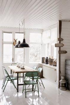Cadeira de bar na decoração – Decoreba Design