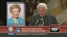 Phyllis Schlafly: go