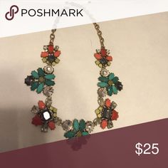 Stella & Dot Elodie Statement Necklace Worn a handful of times Jewelry Necklaces