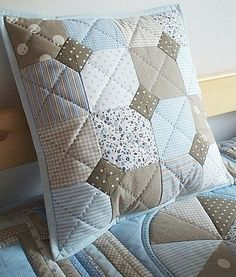 My Way Patchwork Cusion | 5 Patchwork Cusion Ideas