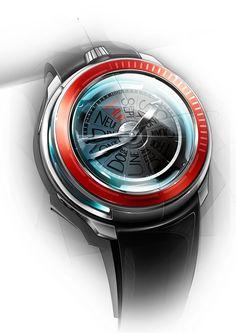 Sport & Style by Marvin Concept Watch - Montre de plongée Marvin