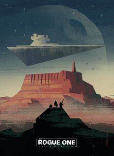 The Death Star Looms - Ingo Roemling