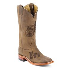 Justin Women's Texas Ffa Future Farmers Of America Boot Square Toe - Ffa10l >>> For more information, visit image link.