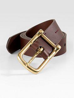 Paul Smith Equestrian Belt