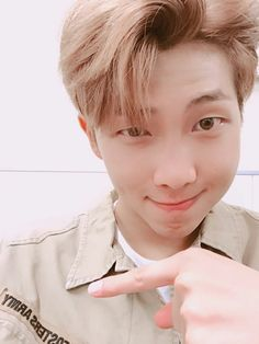 Namjoon via Twitter