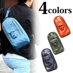 今回購入したのはこれ。  ボディバッグARTPHERE/オレンジ/カーキ豊岡鞄認定製品