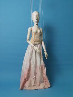 Puppet by Jiri Bares