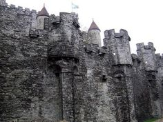 The Gravensteen Castle (these are the pins that send me to Google...and then to airplane pricing sites!)