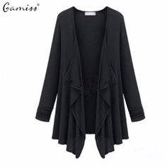 26f2ad1da57316 Casual Long Sleeve Cardigan