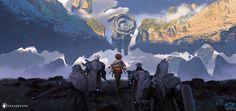 ArtStation - Shardbound, Brandon Liao