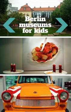 Berlin museums for kids