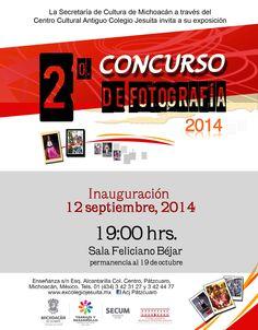 Exposición del 2° Concurso de Fotografía en Pátzcuaro, disfrutala en el Ex Colegio Jesuita.