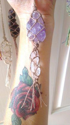 Creating today....  #crystals #healing #craft