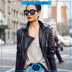 Get the classy leather collections at Paucileather - An online Leather Apparels Store  http://www.paucileather.com/  #leather #jacket #formal #fashion #genuineleather #womeswear #affordable #fashionable #biker #women #BOMBER #shorts #kilt #trend #offers #beautifulcollection #shopping #stylish #leatherfashion #fashion #latest #ShopNow