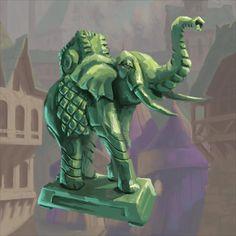 More DnD 5e compatible content in the Link #rudokstavern #dungeonsanddragonsart #dndtrinket #dndillustration #dndhomebrew #dnditems #dndweapon #dndmonster  Dungeons And Dragons Art, Dnd Dragons, Dungeons And Dragons Homebrew, Dnd Monsters, Tabletop Rpg, Fantasy World, Home Brewing, Lion Sculpture, Creatures