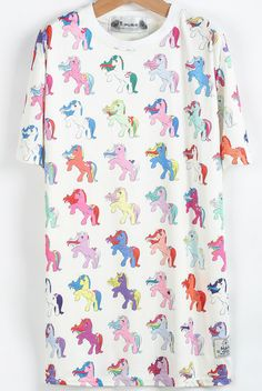 Look : petits poneys et creepers holographiques - HeyDickface