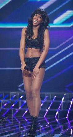 US singer, Kelly Rowland...