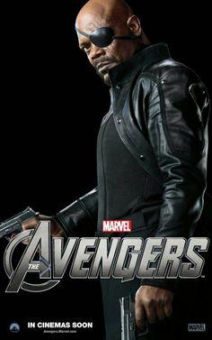 Samuel L. Jackson/Nick Fury