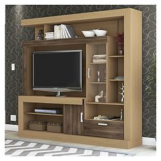 Image output from entertainment centers Modern Tv Room, Modern Tv Wall Units, Living Room Partition Design, Room Partition Designs, Living Room Wall Units, Living Room Tv Unit Designs, Tv Unit Decor, Tv Wall Decor, Tv Cabinet Design