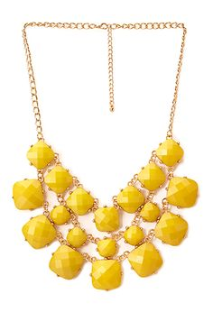 Forever21 Collier Plastron Luxe Fausses Pierres 11,80 $ CAD
