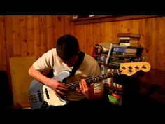 """""""My friend came round for a jam and I was blown away by this solo bass piece he has written, so I recorded it."""""""