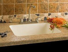 48 Best Molded In Sinks Images Custom Countertops