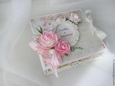Купить Коробочка-открытка для денег - розовый, на свадьбу, подарок на свадьбу, конверт на свадьбу, Конверт для денег