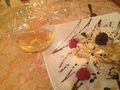 Dolci & Dessert al #Ristorante Piccolo Arancio #Roma