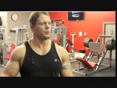 Body Builder benefits using Protandim - YouTube