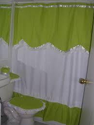 Risultati immagini per cortinas de baño bordadas en cinta paso a paso