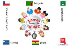 Games from around the world.