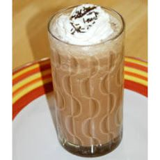 ♥ ♥ ♥ ♥ ♥ Mocha Cooler ~ A Delicious, Icy Drink! This Make Ahead Mix Is Great To Have On Hand When You Need A Quick Drink For Your Family Or Unexpected Guest. Blend Mocha Mix, Milk And Ice In A Blender, Top With Whipped Topping. It's That Simple. I Like To Drizzle Chocolate Syrup Or Sprinkle Grated Chocolate On Top. Dana Gives This Recipe Her 5 Fabulous Heart Rating! ♥ ♥ ♥ ♥ ♥